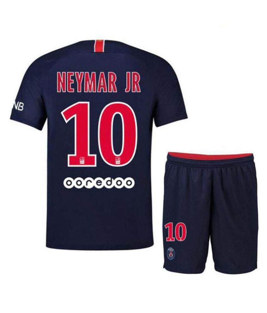 reputable site ea40e 85084 PSG NEYMAR HOME JERSEY WITH SHORTS 2018-2019