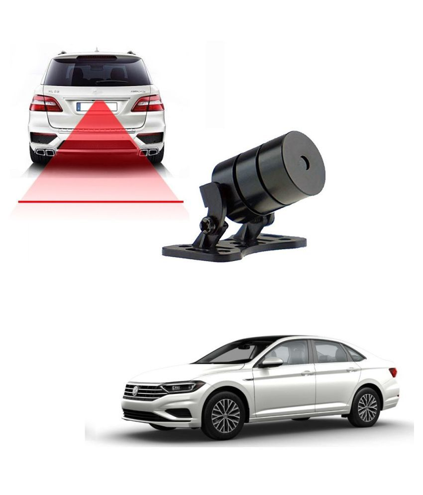 Auto Addict Car Styling Anti Collision Safety Line Led Laser Fog Lamp,Brake Lamp,Running Tail Light-12V Cars For Volkswagen New Jetta (2015-Present)