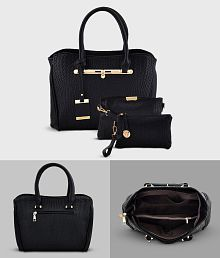7a73fbafe4 Combo Type Handbags: Buy Combo Type Handbags Online at Low Prices on ...