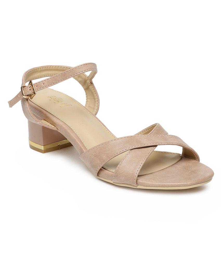 Tresmode Pink Stiletto Heels
