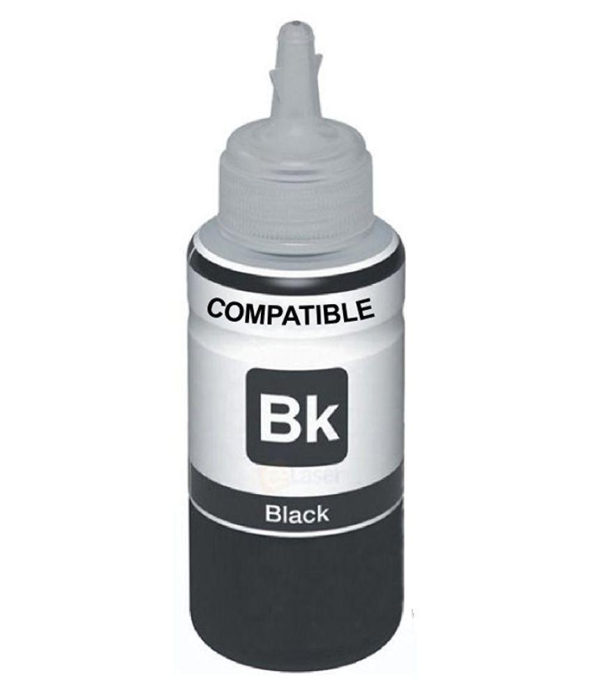 Kataria Refill Ink Black Single Ink bottle for T6641 Epson L100 / L110 / L200 / L210 / L220 / L300 / L350 / L355 / L365 / L550 Printers
