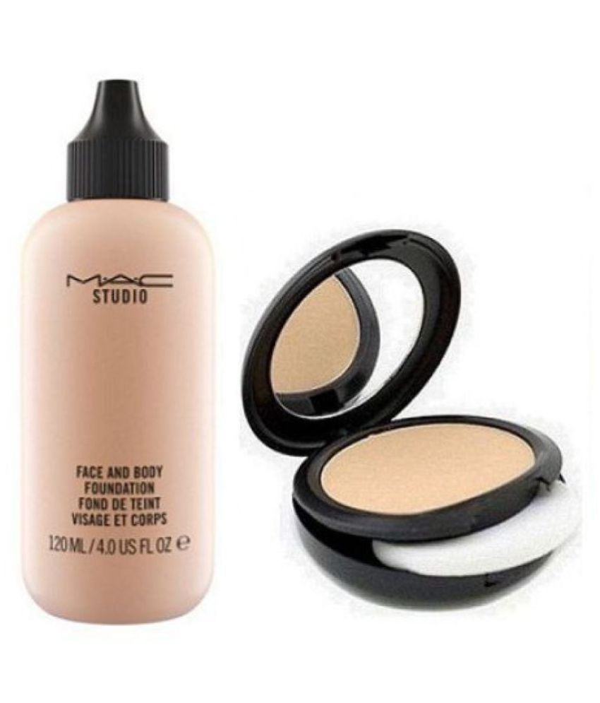 Mac Face Foundation Two Way Compact