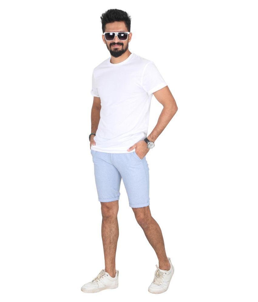 Tequila Shorts Blue Shorts