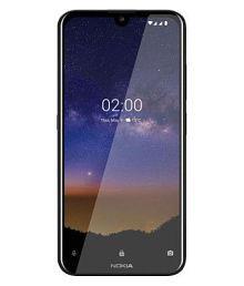 Nokia 2.2 ( 32 GB , 3 GB ) Steel Grey