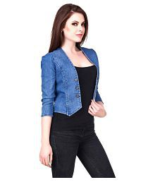 b8721b256cffb Jackets For Women UpTo 70% OFF: Outerwear & Jackets Online at Best ...