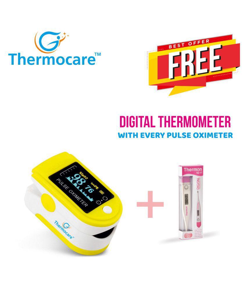 Thermocare Pulse Oximeter JZK-301 Finger Tip