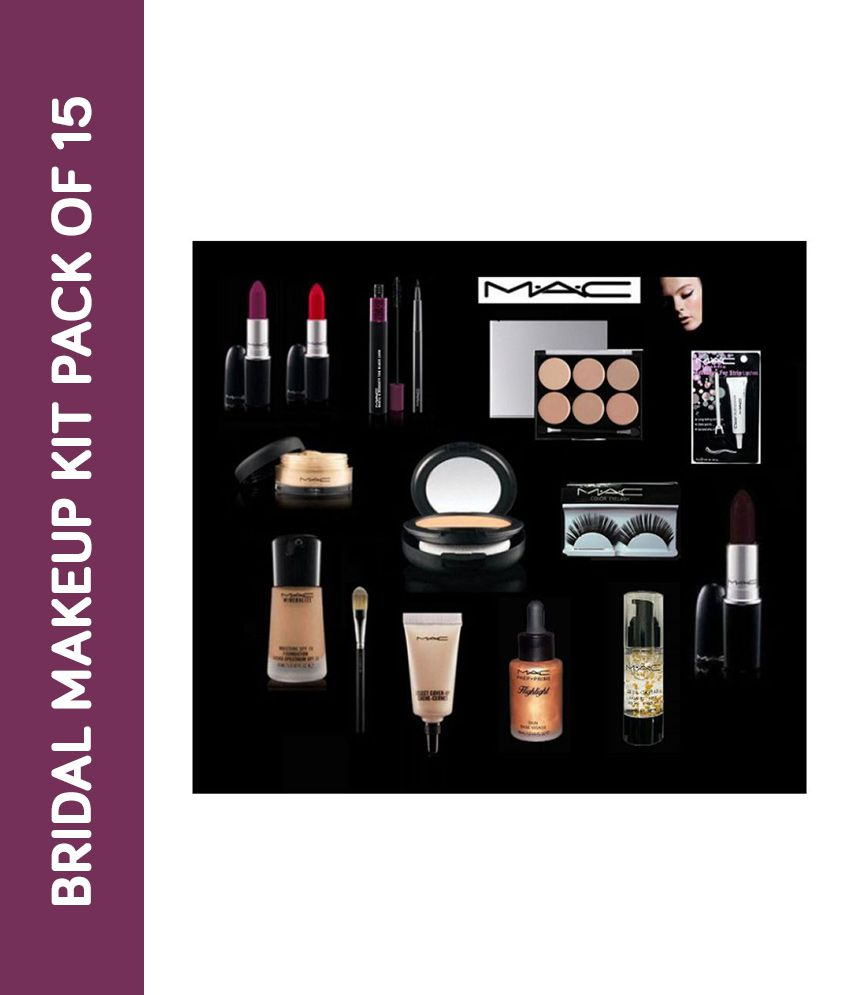 Mac Bridal Makeup Off 72