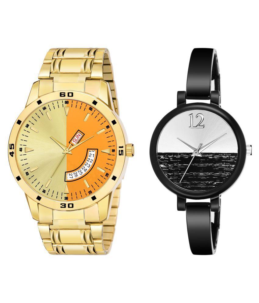 Newmen Fashionable Desinger Watch For Couple