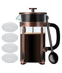 KUSUMINA French Coffee Maker 15 -Cups 500 watt Capsule Coffee Maker