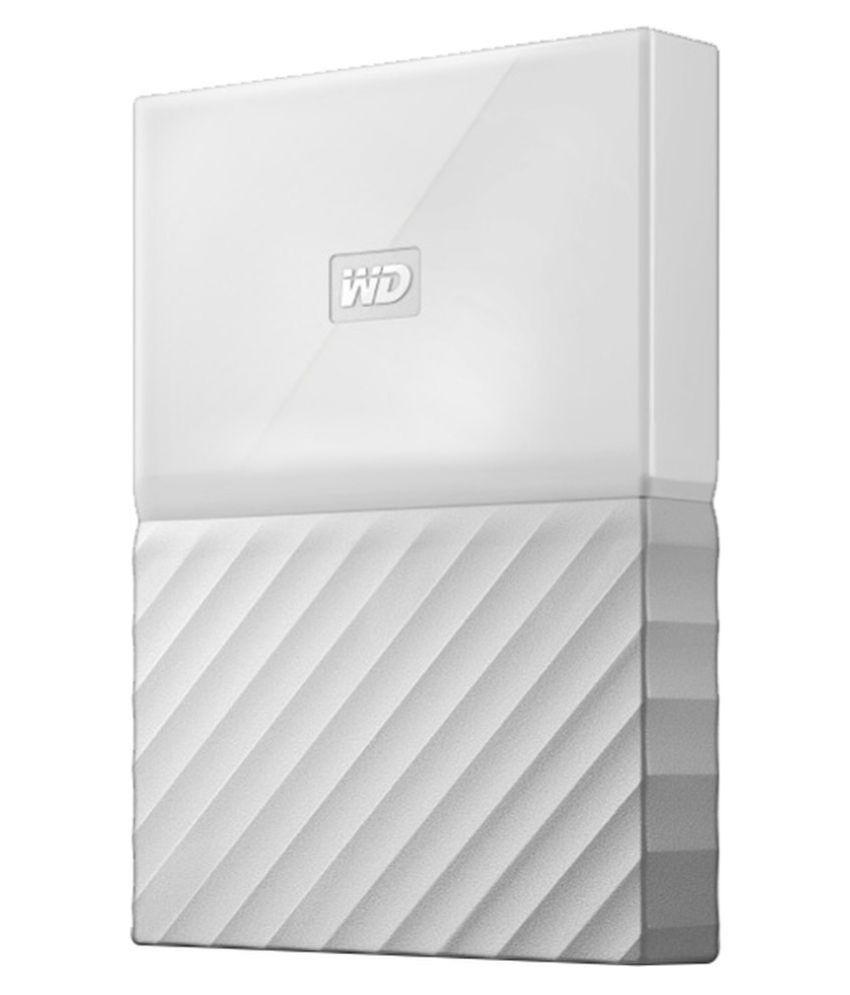 WD MY PASSPORT 3 TB USB 3.0 White