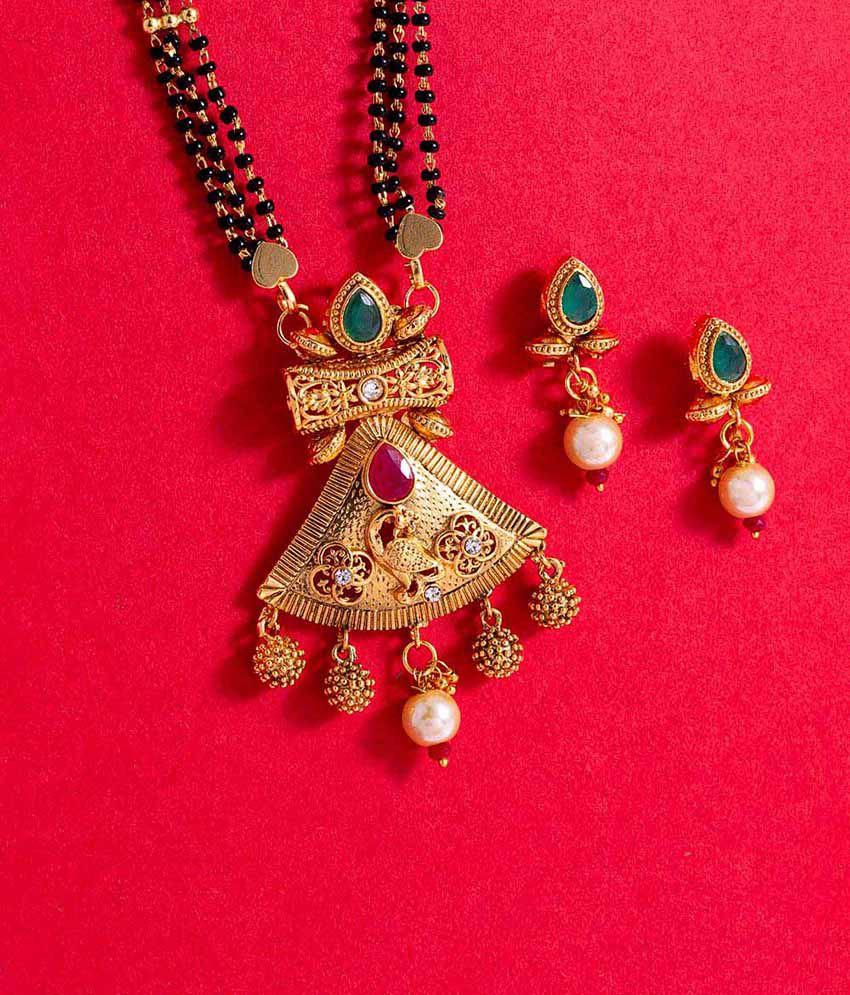 Voylla South Indian Style Mangalsutra