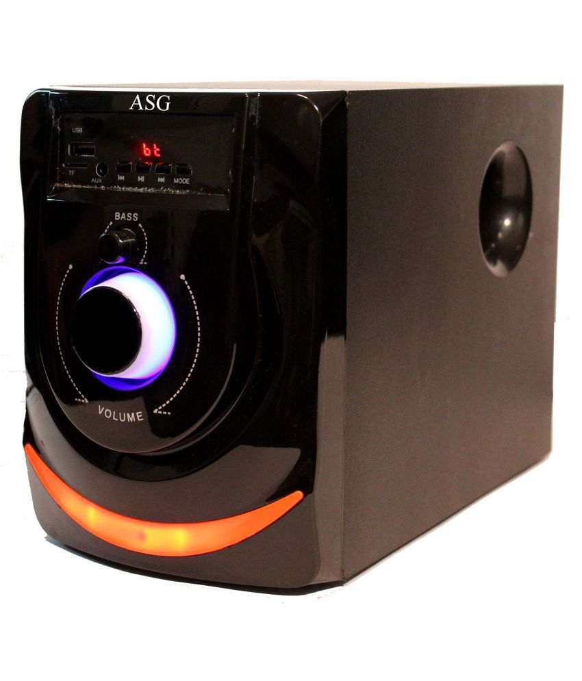 ASG H4 4 1 Component Home Theatre System