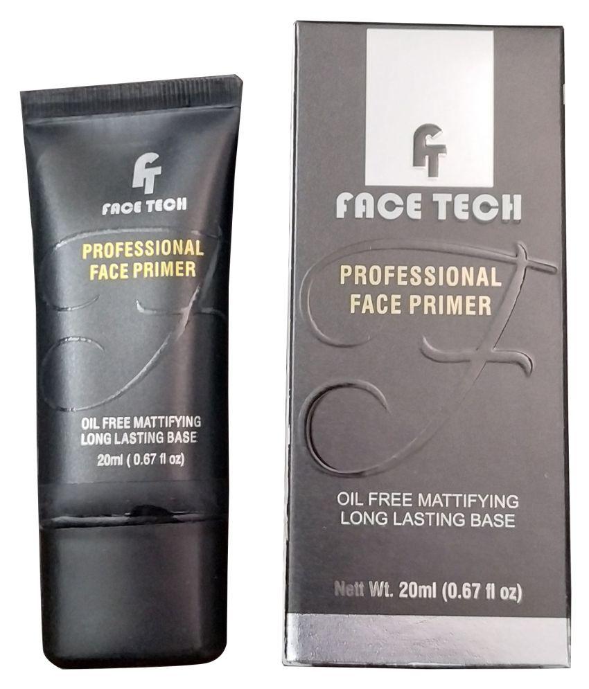 RTB Face Tech Professional Face Primer Gel 20 g