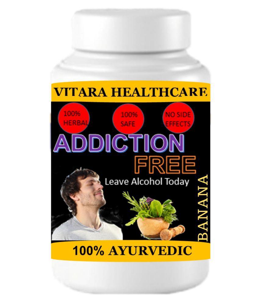VITARA HEALTHCARE Addiction Free Banana Flavor Powder 100 gm Pack Of 1