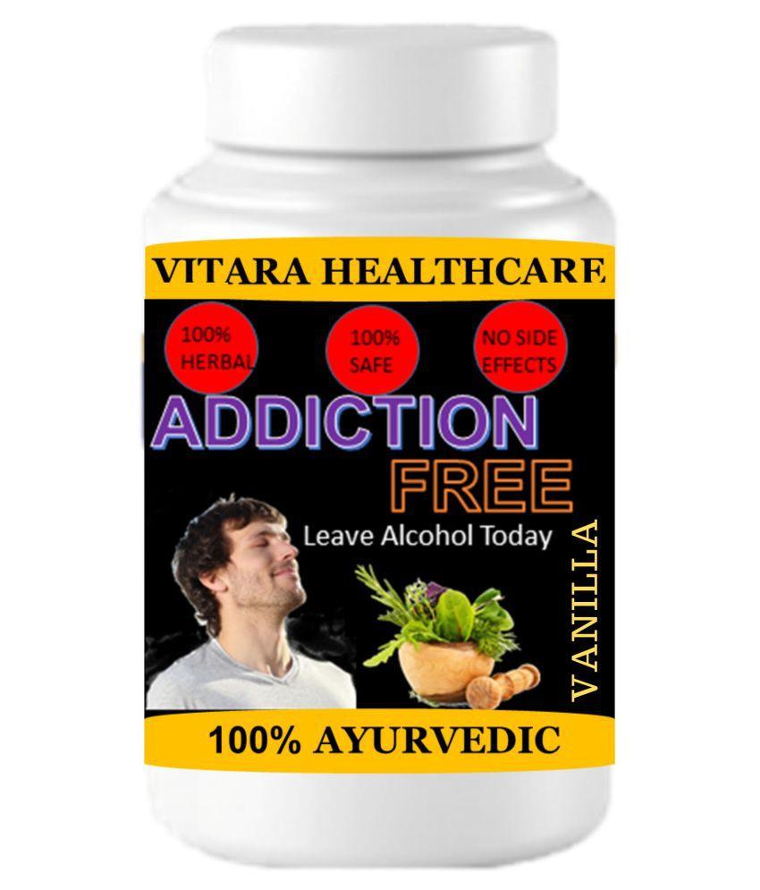 VITARA HEALTHCARE Addiction Free Vanilla Flavor Powder 100 gm Pack Of 1