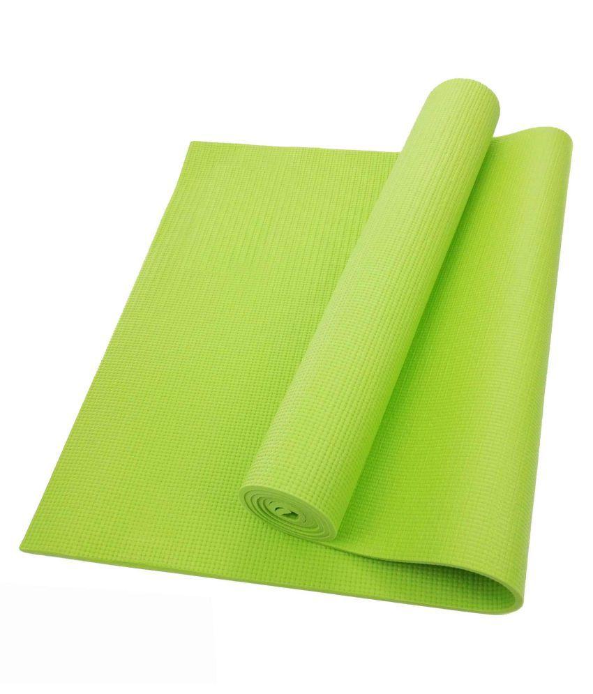 R home Green Single Floor Mat