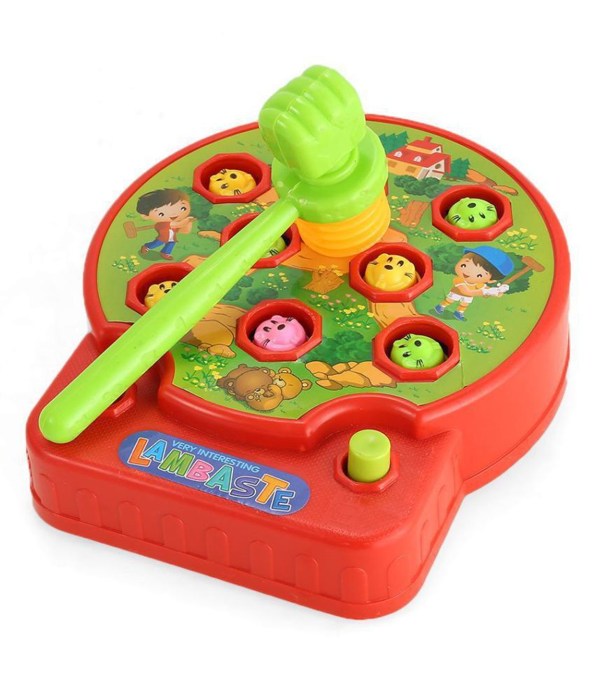 New Kids Children Toys Infant Cartoon Puzzle Early Education Electric Playing Hamster Toys