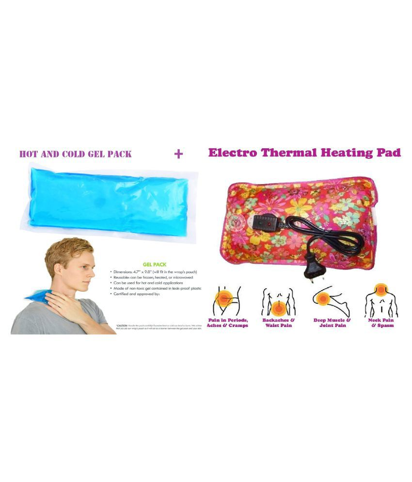 classy retail Combo cold Hot Gel Bag Pack Of 2