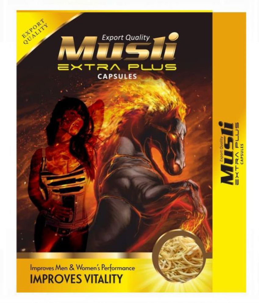 Cackle's Musli Extra Plus Buy 10 Get 10 Free Capsule 20 no.s