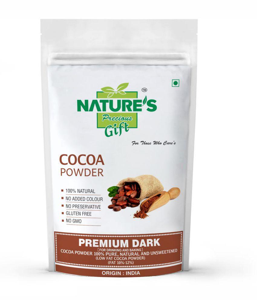 Nature's Gift Natural Cocoa Powder 100 g