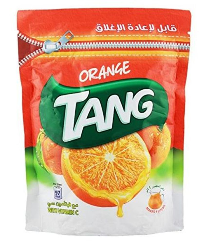 TANG ORANGE DRINK POWDER Instant Drink Mix 500 g