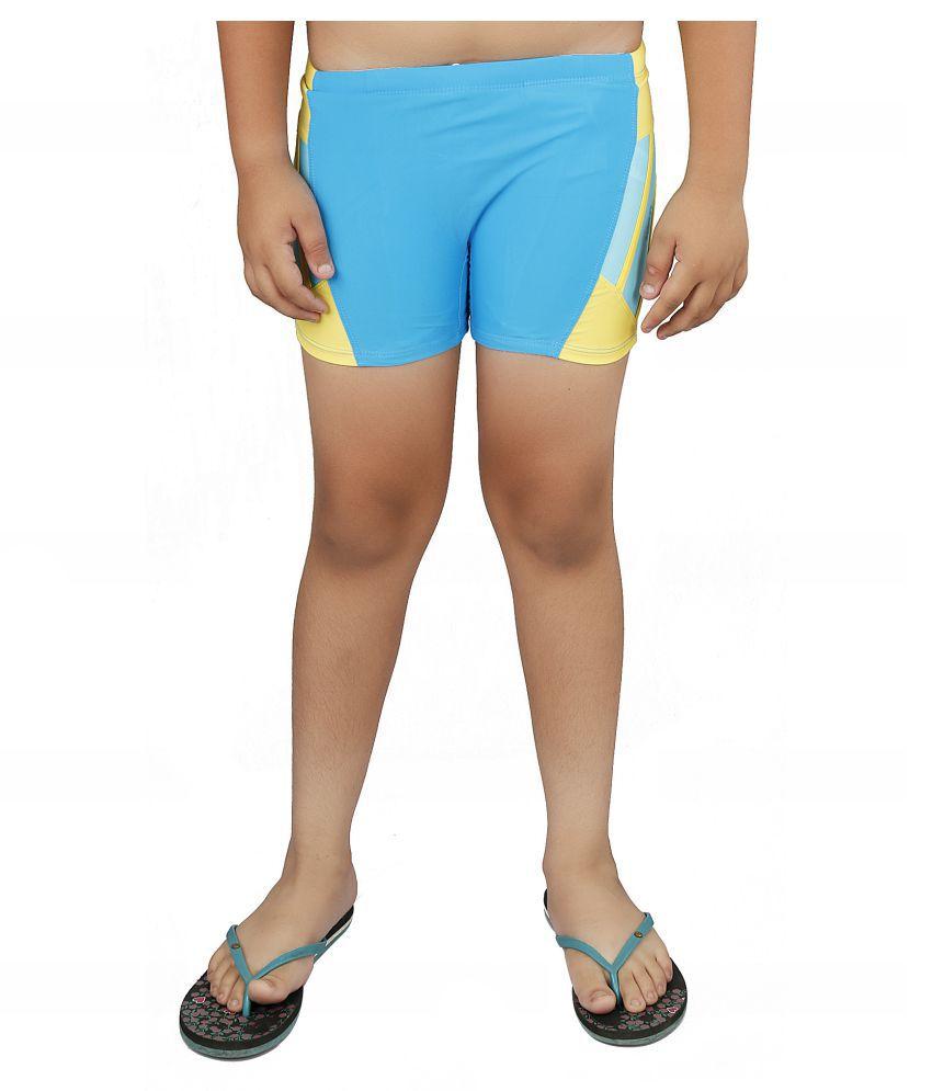 Viva Sports VSTK-006-A Kid's Swimming Trunks (Multicolor)/ Swimming Costume