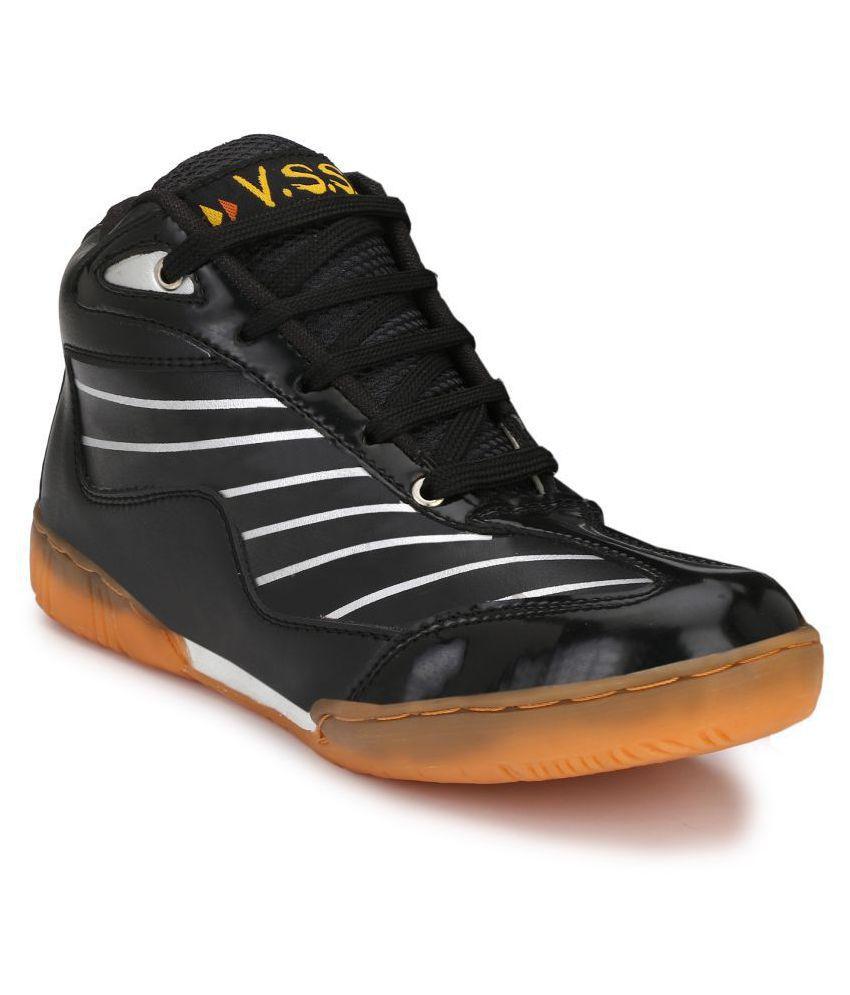 VSS Black Basketball Shoes