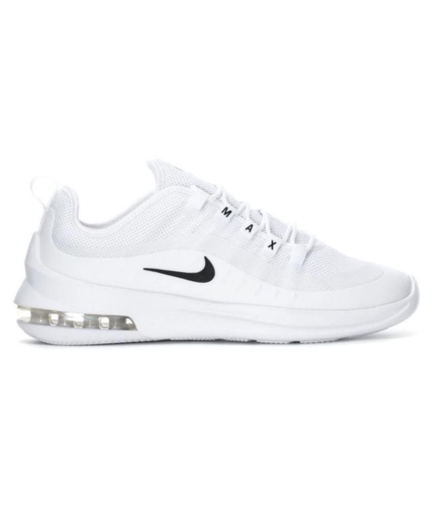 more photos a5543 cff5c Nike Air Max Axis 2018 White Running Shoes