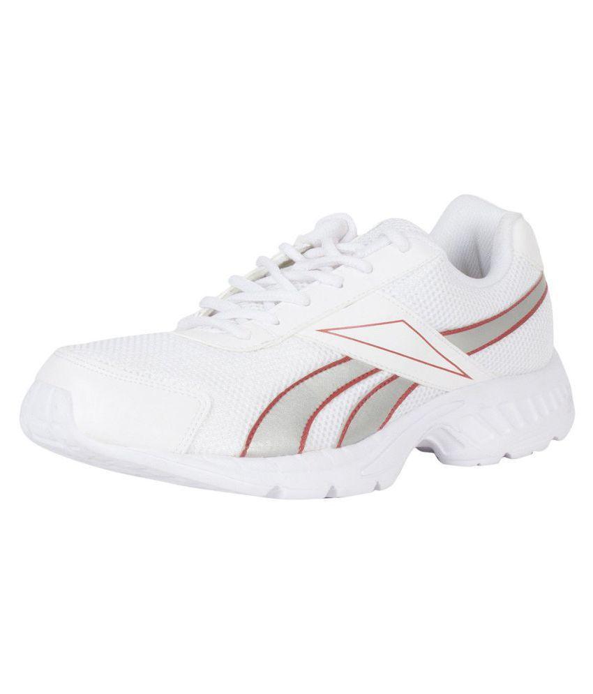 reebok acciomax trainer white running