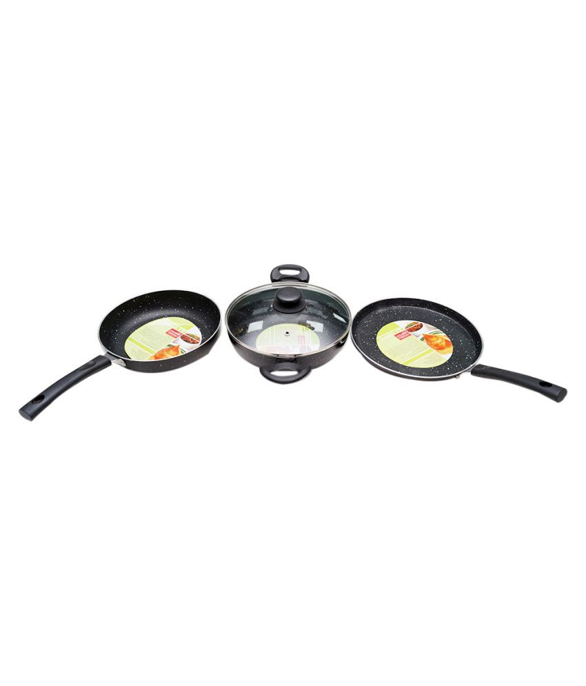 GoodEase 3 Piece Cookware Set