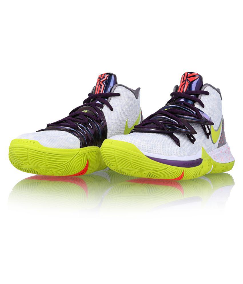 Nike KYRIE 5 MAMBA White Basketball