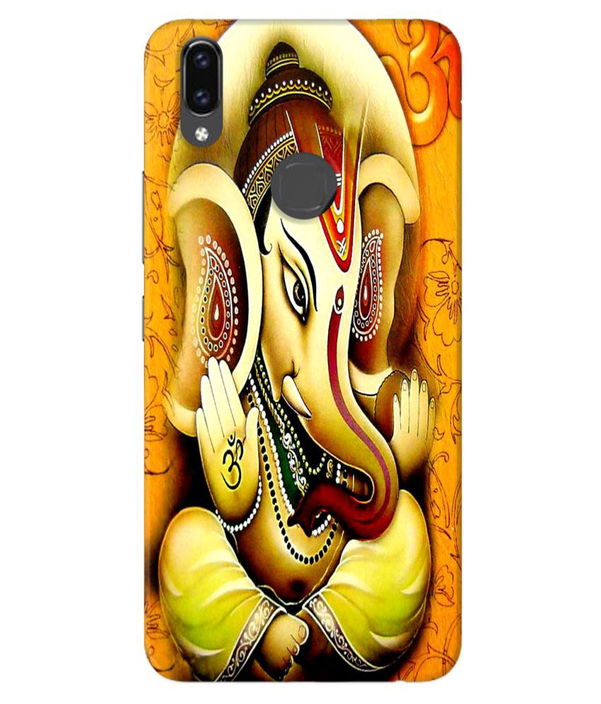 Vivo Y97 Printed Cover By HI5OUTLET