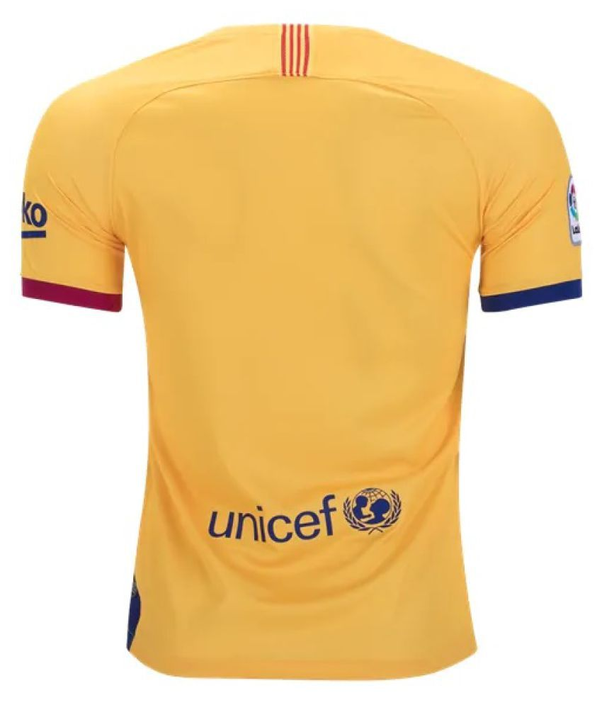 low priced d5f09 b1f2e Barcelona Away Soccer Jersey 2019-2020 (Only Jersey)