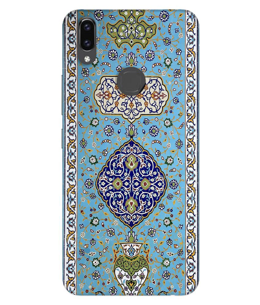 Asus Zenfone Max Pro M2 Printed Cover By HI5OUTLET