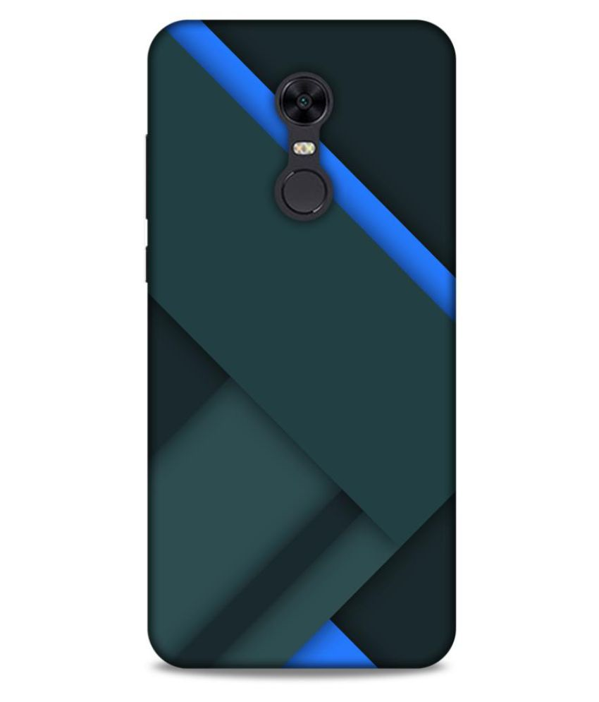 Xiaomi Redmi Note 5 Printed Cover By UnboxJoy Gifts