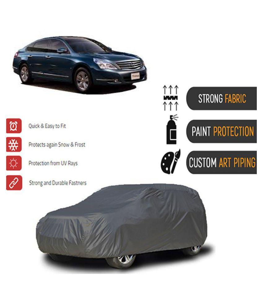 QualityBeast Car Body Cover for  Nissan Teana [2007-2014] Grey