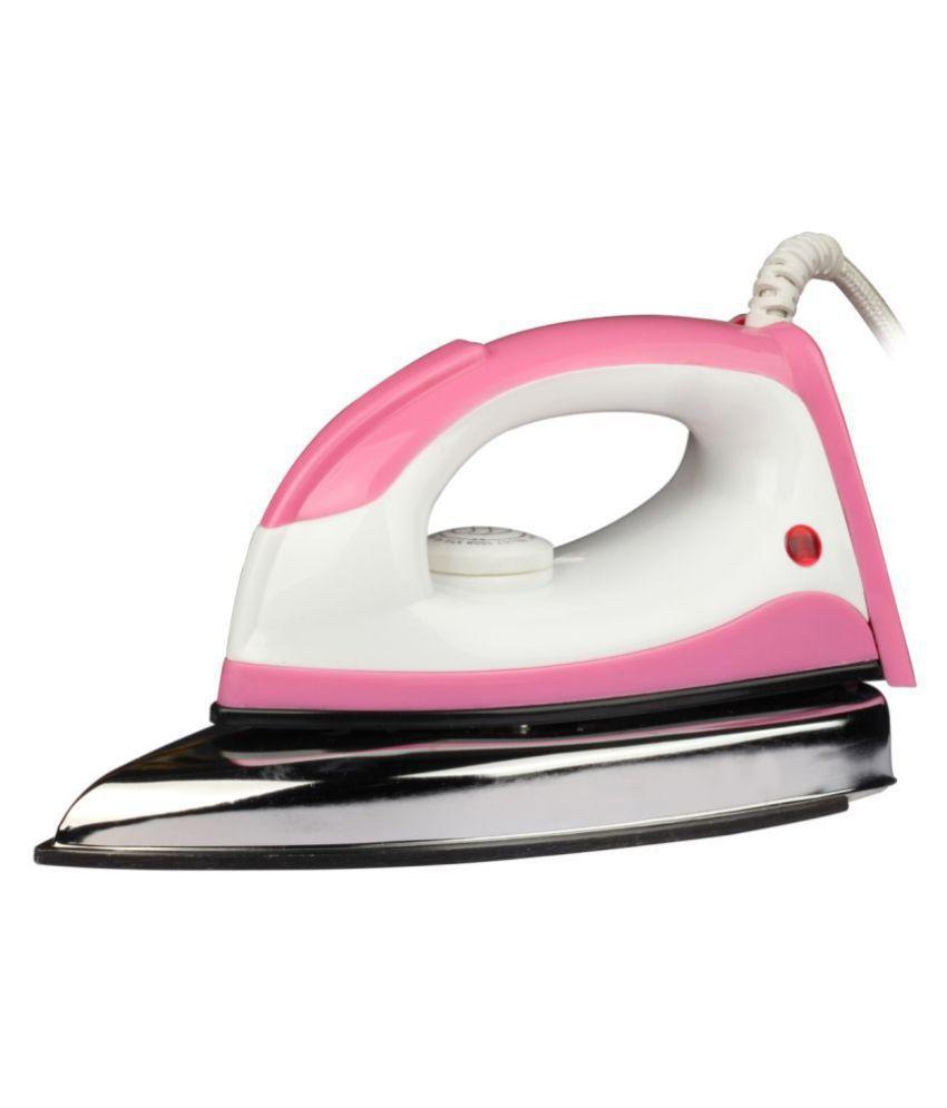 Monex New Range Dry Iron pink
