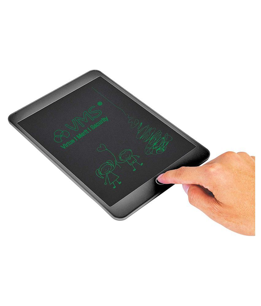 Portable Handwriting Pads Ruff Pad E-Writer, 10.5 inch LCD Paperless Memo Digital Tablet Notepad, Thick Writing Pad