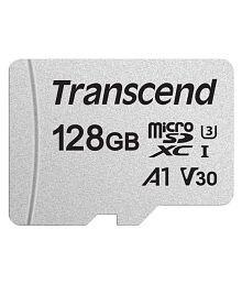 Transcend 128GB Class 10 Memory Card