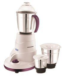Boss All Time Plus 550 Watt 3 Jar Mixer Grinder