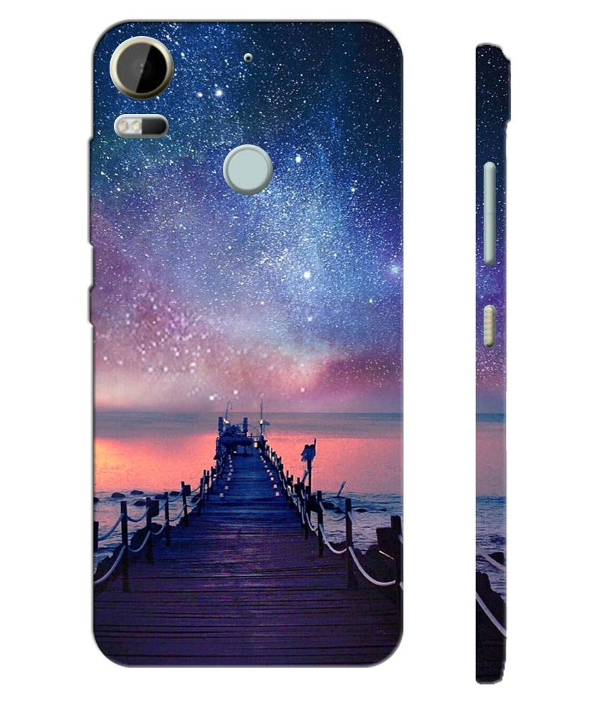 HTC Desire 10 Pro Printed Cover By Picwik 3d Printed Cover