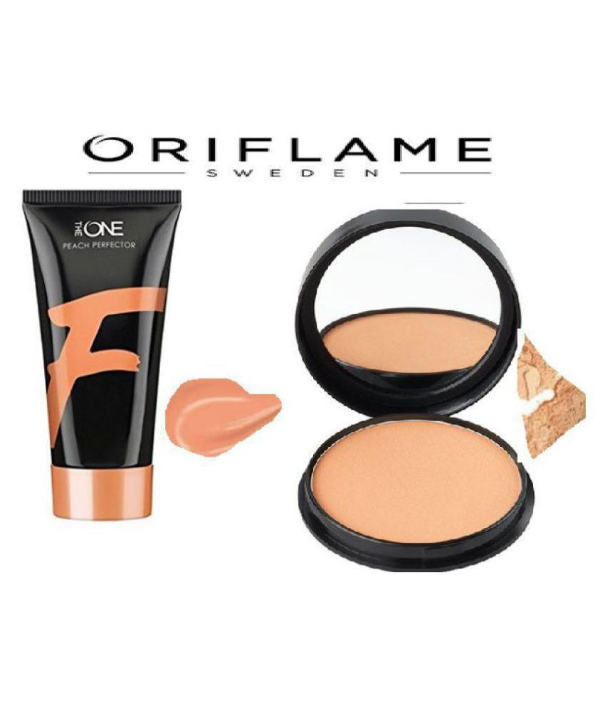The One Peace Perfector & Compact Pressed Powder Light 50 g