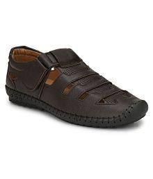 Sandals: Buy Sandals Online, Men Leather Sandals Upto 50