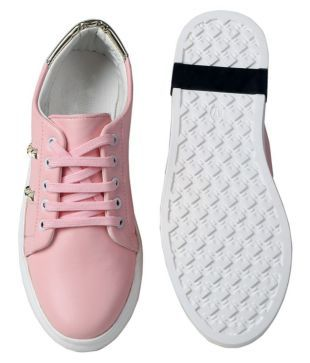Zappy Pink Casual Shoes Price in India