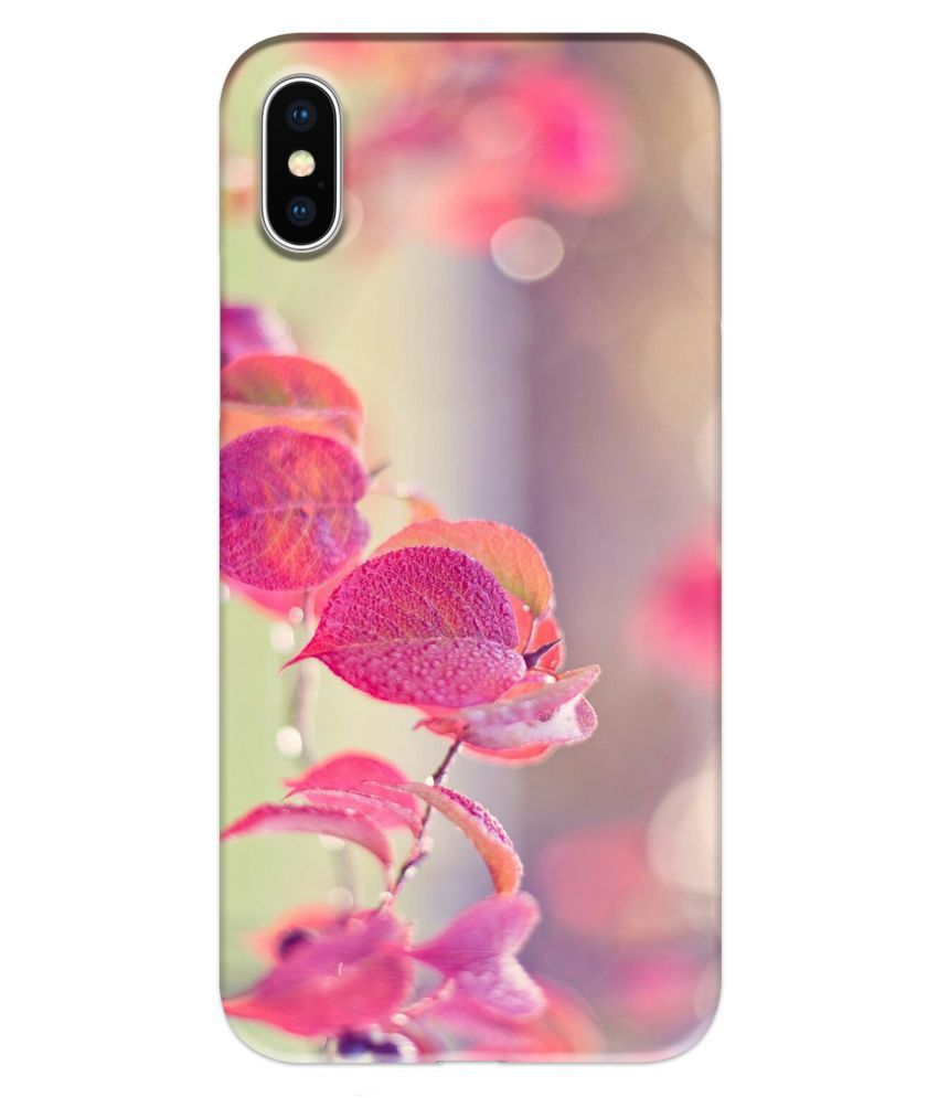 Apple iPhone X Printed Cover By Picwik 3d Printed Cover