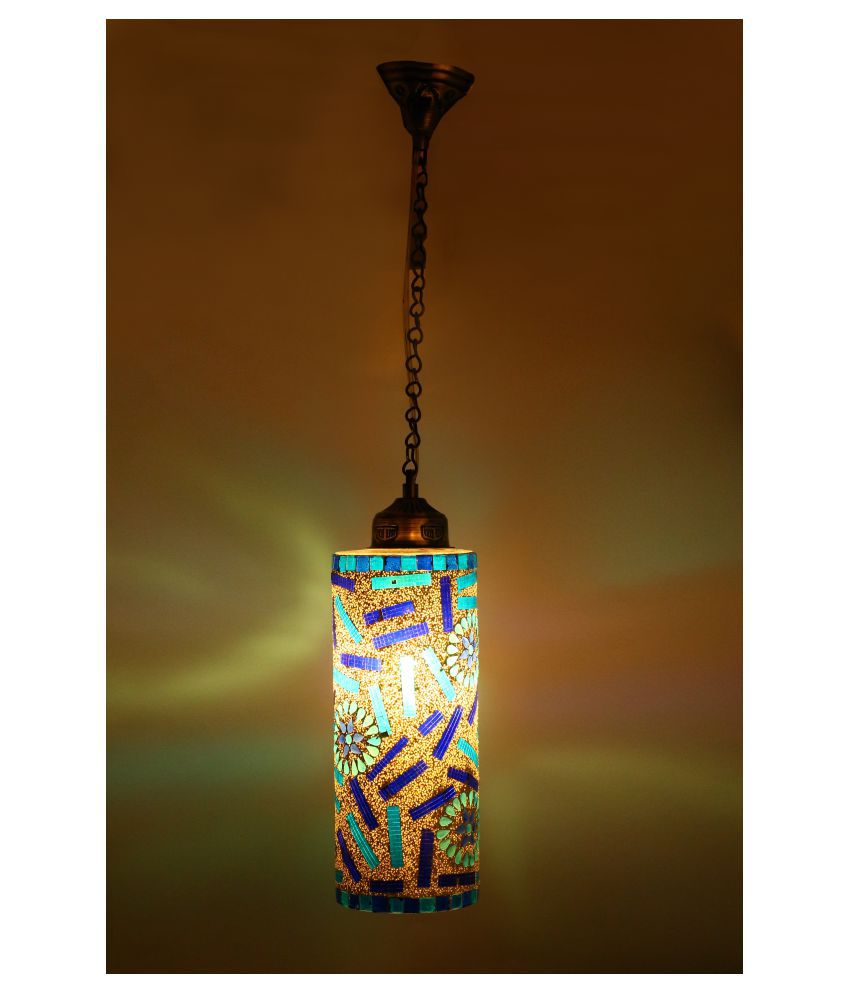 AFAST Glass Exclusive Pendant Multi - Pack of 1