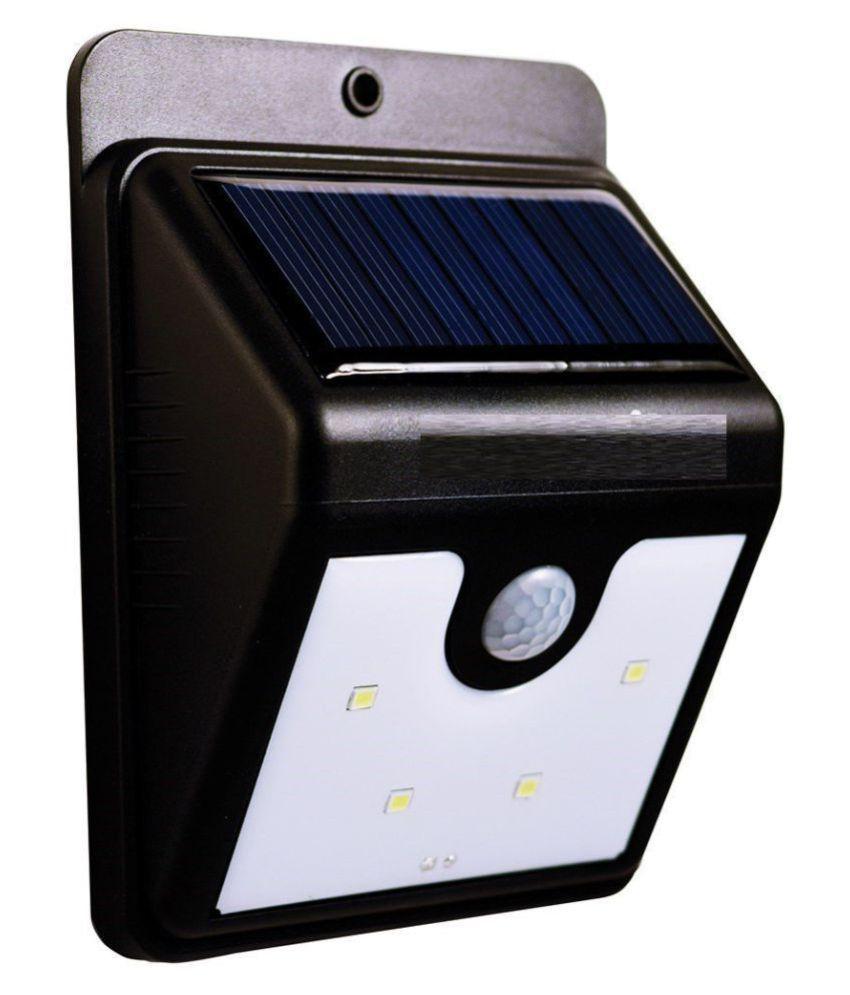 kamaly 4W Solar Street Light - Pack of 1