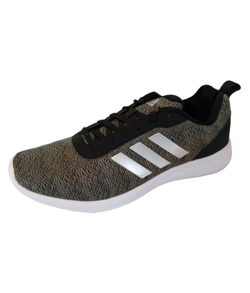 Adidas ADIRAY 1.0 M Gray Running Shoes