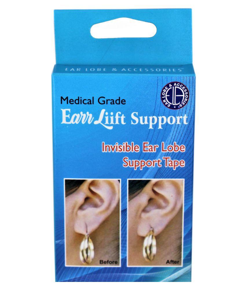 Ear Lobe & Accessories Ear Lobe Support  (Pack of 10pcs) Ear Plugs