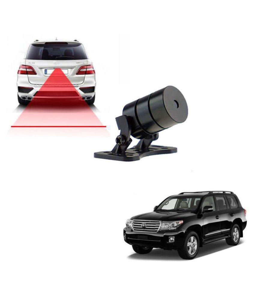 Auto Addict Car Styling Anti Collision Safety Line Led Laser Fog Lamp,Brake Lamp,Running Tail Light-12V Cars For Toyota Land Cruiser